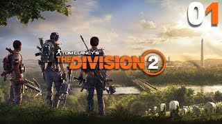 THE DIVISION 2 PL (01) - PREMIERA! | Vertez | 1440p | PC Ultra