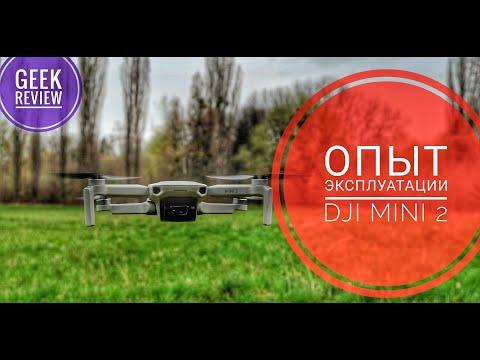 Квадрокоптер DJI Mini 2 (CP.MA.00000312.01) (6941565905185)