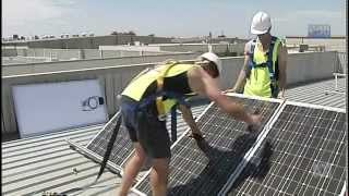 The rise of home battery storage in Australia: ABC TV 7:30 program May 22