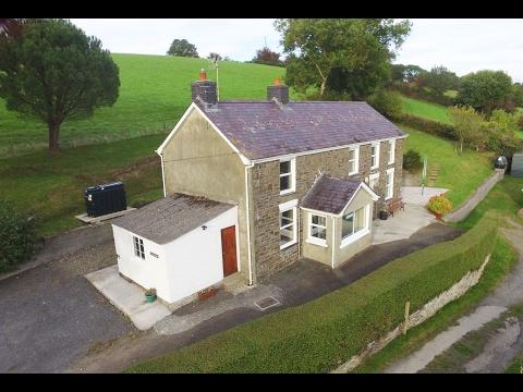 Detached Holiday Cottage Near Aberaeron | Gwynnant