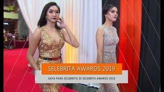 Gambar cover Gaya Selebritis di Selebrita Awards 2019   SELEBRITA SIANG (21/09/19)