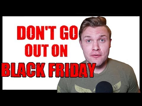 Do NOT Go Out On Black Friday   Warning   End Of The Line 1  