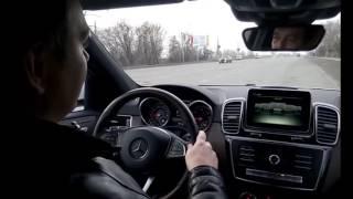 Прикосновение к мечте. Тест-драйв Mercedes-Benz GLE Coupe
