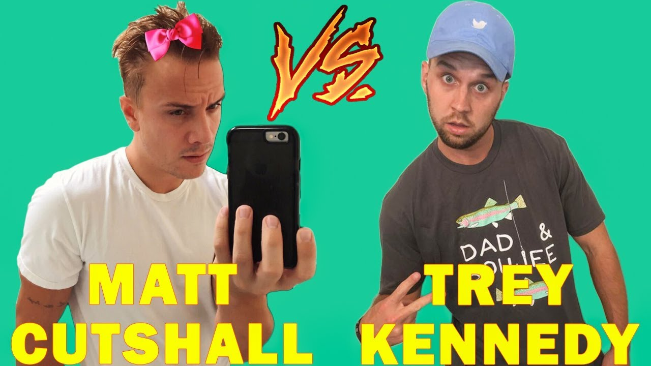 Matt Cutshall Vines Vs Trey Kennedy Vines (W/Titles) Best Vine Compilation 2018