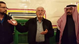بالفيديو.. معلم أردني قاده الحنين إلى #ابها بعد 53 عامًا