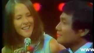 Contigo aprendi  ARMANDO MANZANERO y MANOELLA TORRES /  1973 / Canal de RadioRecuerdos