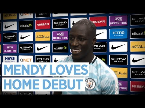 MENDY LOVES HOME DEBUT | POST MATCH INTERVIEW | CITY 5-0 LIVERPOOL