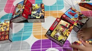 An brothers tv | Bộ Đồ Chơi Lego | Lego Ninja Go