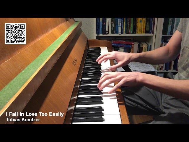 Tobias Kreutzer - I fall in love too easily
