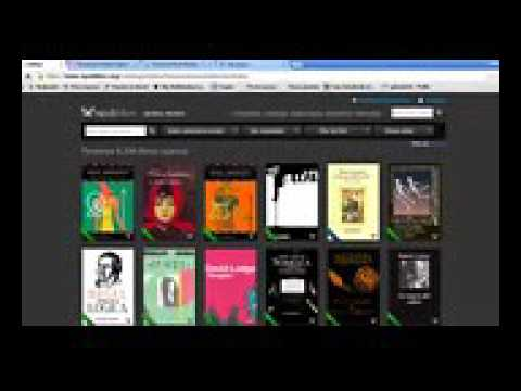 Como DESCARGAR LIBROS GRATIS Para Leer En PC Y ... @tataya.com.mx 2020
