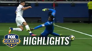 Nelson Bonilla opens up the scoring for El Salvador  | 2017 CONCACAF Gold Cup Highlights