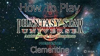 PSU: Clementine | How to Install and Play