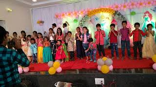 Birthday Decorations Entertainments Sound Lights Magic Show Game org with gifts etc  Call 9666262640