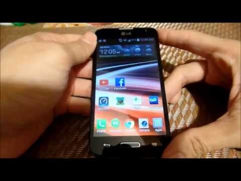 LG Realm Review Pt 1 (Boost Mobile)