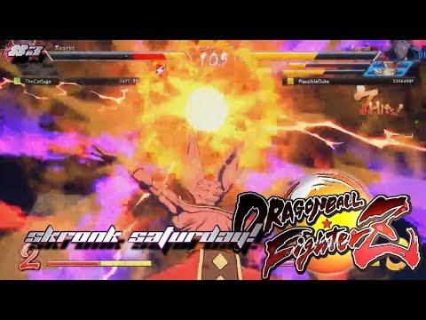 Gotta Learn Some Shit! | Dragon Ball FighterZ | Skronk Saturday
