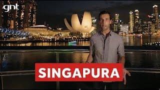 Conhecendo Singapura | Pedro Andrade | Roteiros Pelo Mundo | Pedro Pelo Mundo