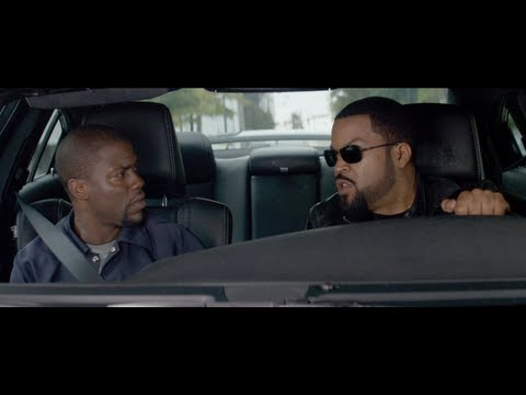 , New Dynamic Duo: Ice Cube and Kevin Hart Film 'Ride Along' [Trailer]