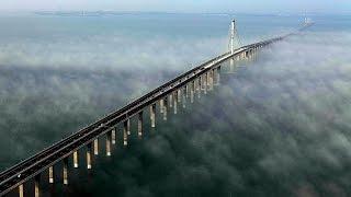 Китайцы Творят ЧУДЕСА! Мост в Ханчжоу! Дискавери д...