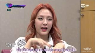 [Vietsub] 151106 Unpretty Rapstar  - Chanyeol Full Cut
