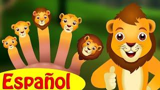 Familia Dedo León | ChuChu TV Canciones Infantiles para Niños