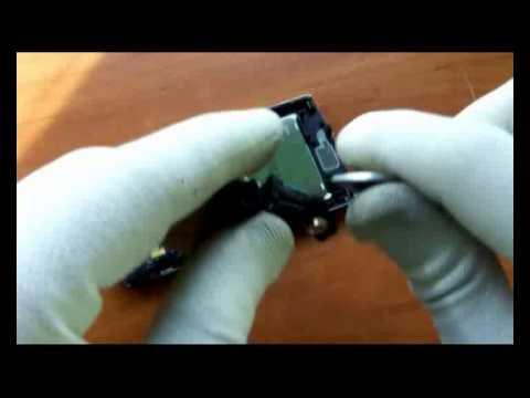 How to assembly,disassembly Samsung U900 montaż/demontaż