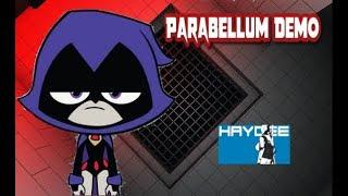 Haydee Mods Parabellum Demo