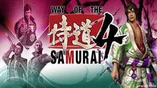Way of the Samurai 4 True Ending Full Gameplay Walkthrough (No Commentary)