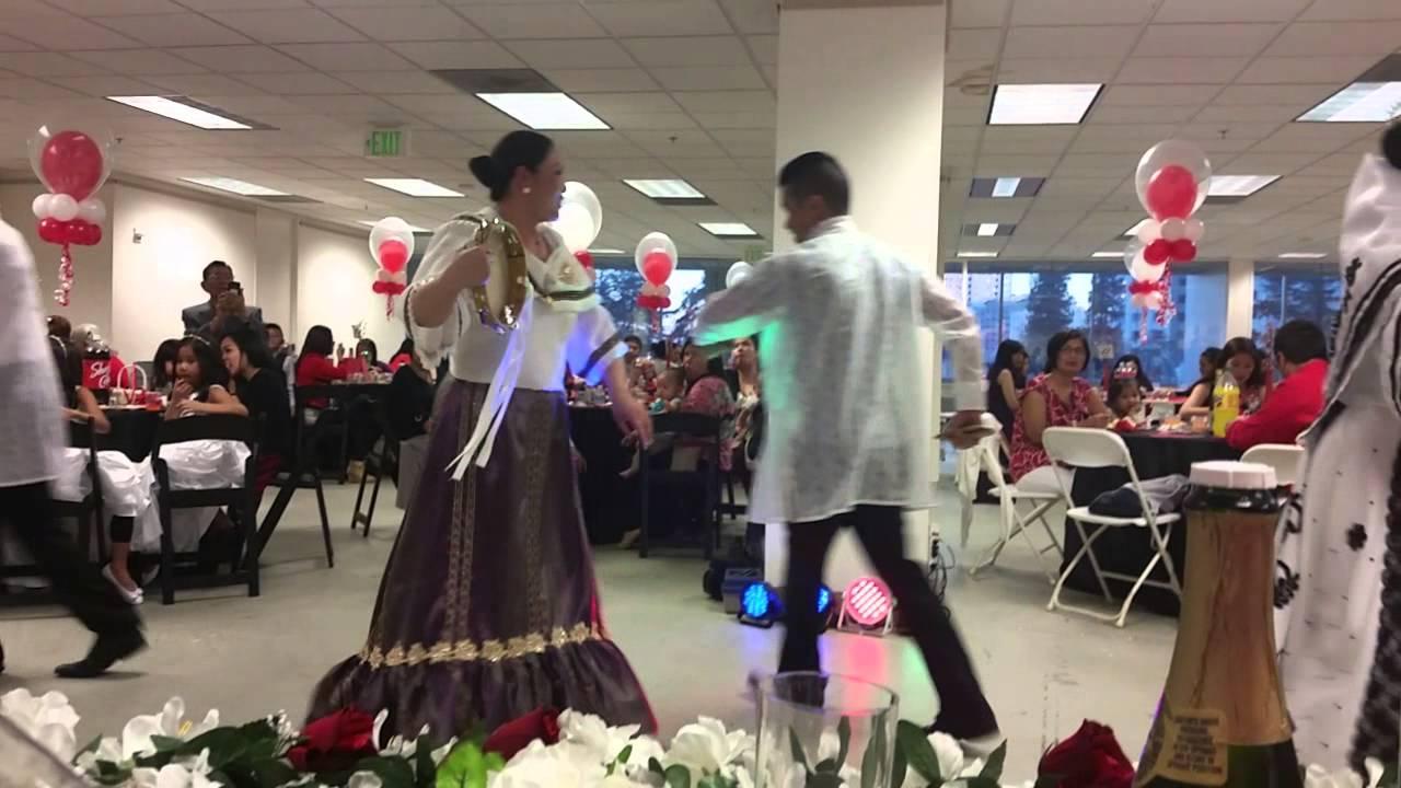 Parangal dance company philippine folk dance - Parangal Dance Company Panderetas