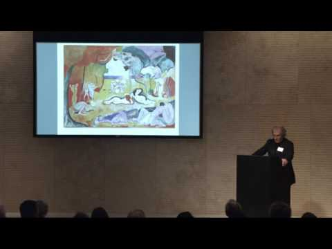 Yve Alain Bois, WHAT'S WITH THE BAMBOO STICK? – Matisse Symposium