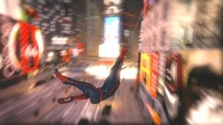 The Amazing Spiderman - Free Roam Gameplay