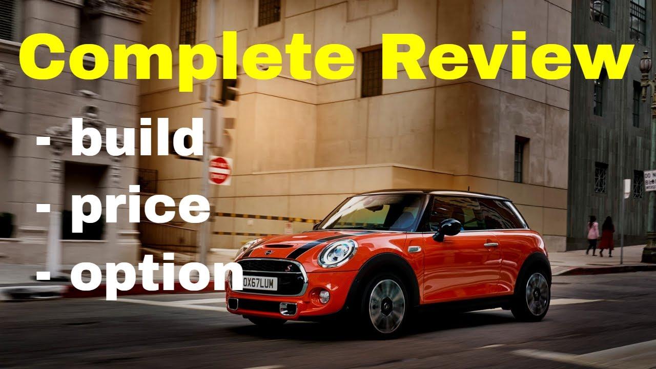 2019 Mini Cooper S Hardtop 2 Door Build Price Review Features Trim Levels Specs