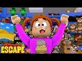 Roblox Escape The Games Room Obby With Molly!