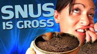 ♥ SNUS IS GROSS - Ranked Struggles #7