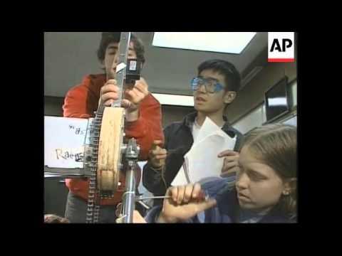 USA: NASA: REGIONAL ROBOT COMPETITION