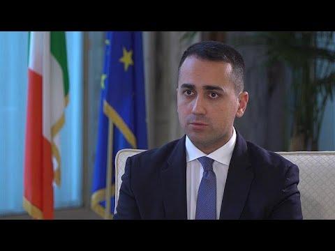 İtalya Dışişleri Bakanı Di Maio: Avrupa Birliği ülkeleri koronavirüs için ortak aşı üretmeli…