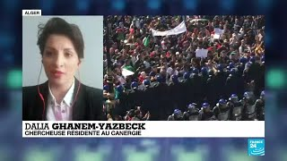 """Présidentielle en Algérie : une manifestation """"impressionnante"""" contre le 5ème mandat de Bouteflika"""