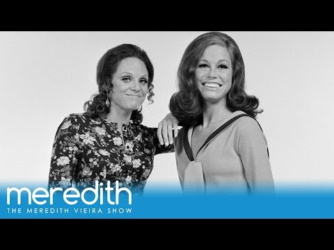 Valerie Harper On Rhoda's Positive Impact  | The Meredith Vieira Show