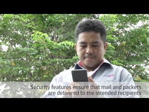SingPost Alpha Drone Delivery Trial
