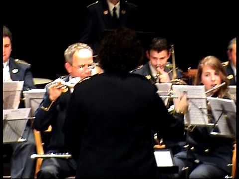 MECANO - Arr. AZAEL TORMO - Banda Muncipal de Música de Autol en Los Arcos (Navarra)