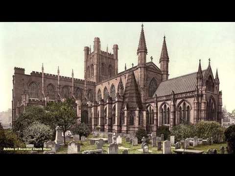 """""""Britain's Cathedrals & their Music"""" 2 (John Betjeman): Chester Cathedral 1965 (John Sanders)"""