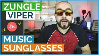 Zungle Viper Sunglasses 2 Review - Bluetooth Bone Conduction Sunglasses