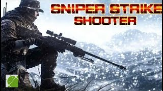 Sniper Strike Shooter - Android Gameplay FHD