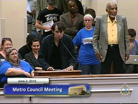 06/02/15 Metro Nashville Council Meeting