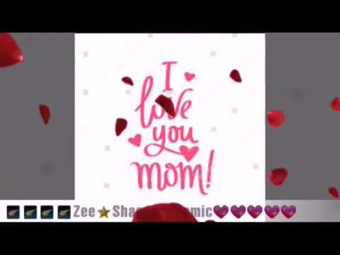 I Love You My Sweet Heart Mamma New 2019 By Zee Shaad Islamic