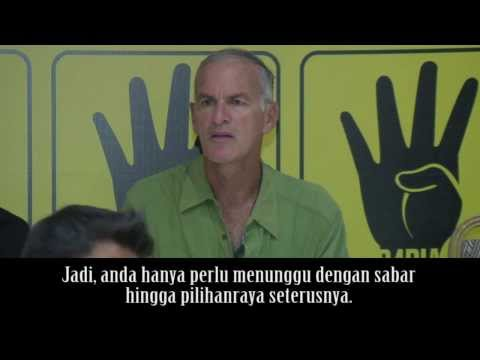 Norman Finkelstein speaking at The Meeting for Justice in Egypt [Malay Subtitles]