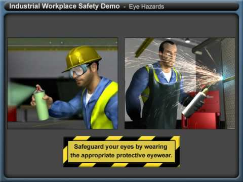 Industrial Workplace Safety Demo