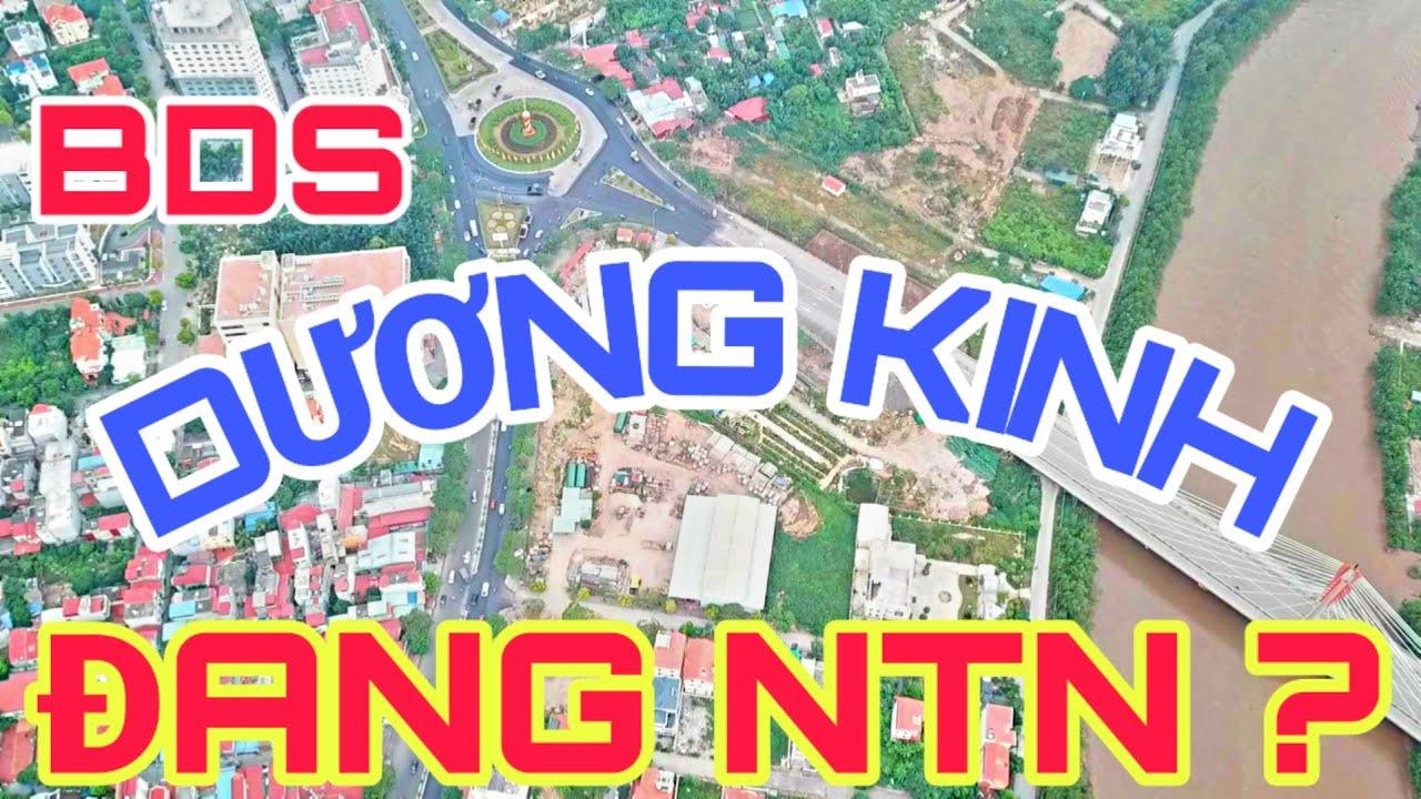 [ Cập Nhật Bất Động Sản ] Quận Dương Kinh Hải Phòng