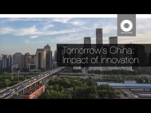 Tomorrow's China: Impact of innovation