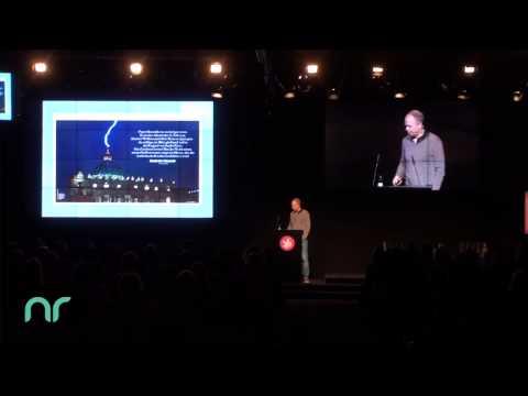 1096 Tage Stern: Johannes Erler auf der ADC Design Experience 2014