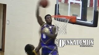 Doug Anderson is the BEST Streetball Dunker in the World! Court Kingz Mixtape! Video